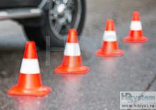 Конусы сигнальные для дорог и аэропортов